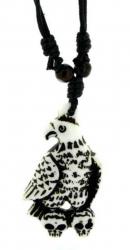 Adler Anhänger  Halskette