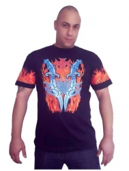 Iron Cross With Bodkins T-Shirt