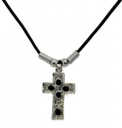 Anhänger kleines Kreuz  Halskette