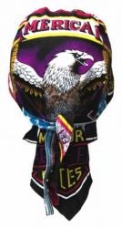 Rocker Bandana Cap - Adler USA