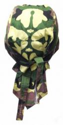 Rocker Bandana Cap - Camouflage