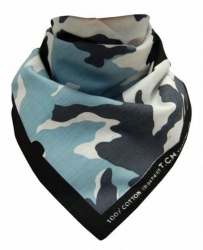 Cooles Bandana Kopftuch Camouflage