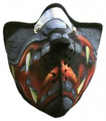 Biker Maske Werewolf