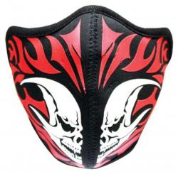 Biker Maske Tribal Skull | 016