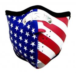 Biker Maske USA