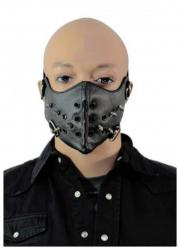 Biker Maske mit Killer und Ösen Nieten