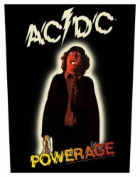 ACDC Powerage Backpatch