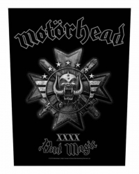 Motörhead Bad Magic Backpatch