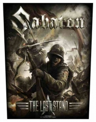Sabaton Backpatch