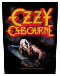 Ozzy Osbourne Bark At The Moon Rückenaufnäher