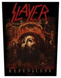 Slayer Repentless Backpatch