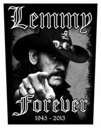 Lemmy Forever Rückenaufnäher