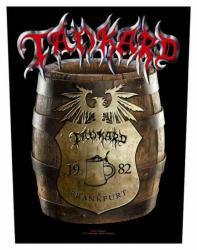Tankard Beer Barrel Rückenaufnäher