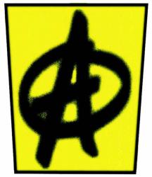 Generic Anarchy Rückenaufnäher