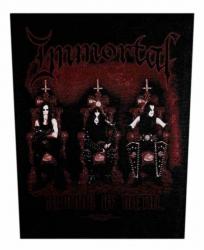 Immortal Demons Of Metal Rückenaufnäher