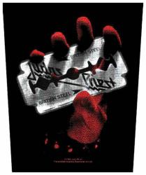 Judas Priest British Steel Rückenaufnäher