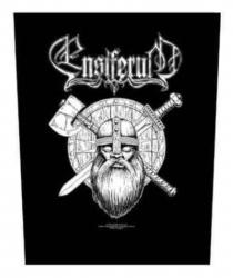Ensiferum Sword & Axe Rückenaufnäher