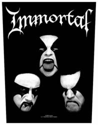 Immortal Blashyrkh Rückenaufnäher