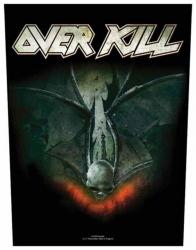 Overkill For Those Who Bleed Rückenaufnäher