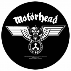Motörhead Hammered Rückenaufnäher