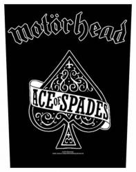 Motörhead Ace Of Spades Rückenaufnäher