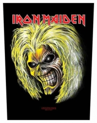 Iron Maiden Killer Eddie Rückenaufnäher