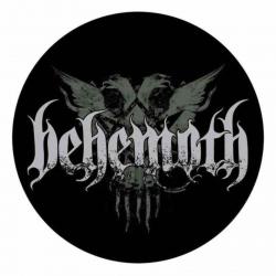 Behemoth Logo Rückenaufnäher