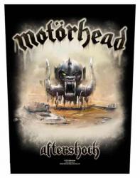 Motörhead Afterschock Rückenaufnäher