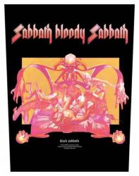 Black Sabbath Sabbath Bloody Sabbath Rückenaufnäher