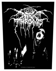 Darkthrone Transilvanian Hunger Rückenaufnäher