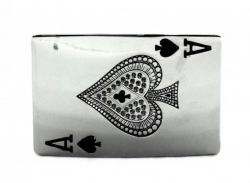 Ace of Spades Buckle
