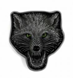 Wolf Gürtelschnalle