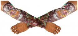 Arm Tattoo Devils Snake