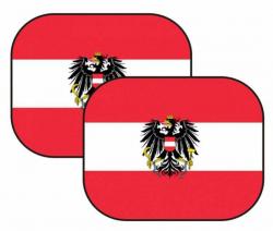 Sonnenschutz Österreich Wappen