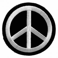 Aufnäher Peace