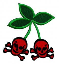 Aufnäher Kirschen Des Todes