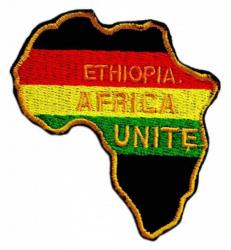Aufnäher Äthiopien Afrika