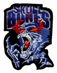 Aufnäher Skull Bones