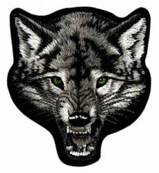 Aufnäher Wolf | B187