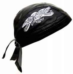 Biker Bandana Cap - Death Warrior