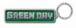 Green Day Logo Schlüsselanhänger