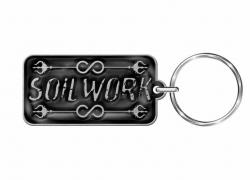 Soilwork Logo Schlüsselanhänger