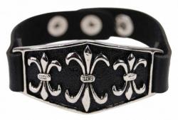 Punk Armband Lilie