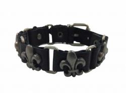 Rocker Armband Lilie