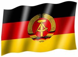 Fahne DDR