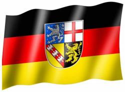 Fahne Saarland