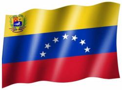 Fahne Venezuela