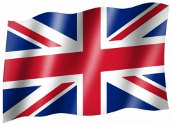 Fahne Großbritannien