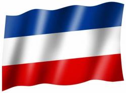 Fahne Jugoslawien