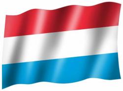 Fahne Luxemburg